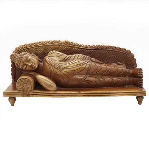Reclining Buddha Statue - Large