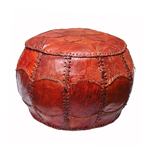 Leather Humpty - Oval shape