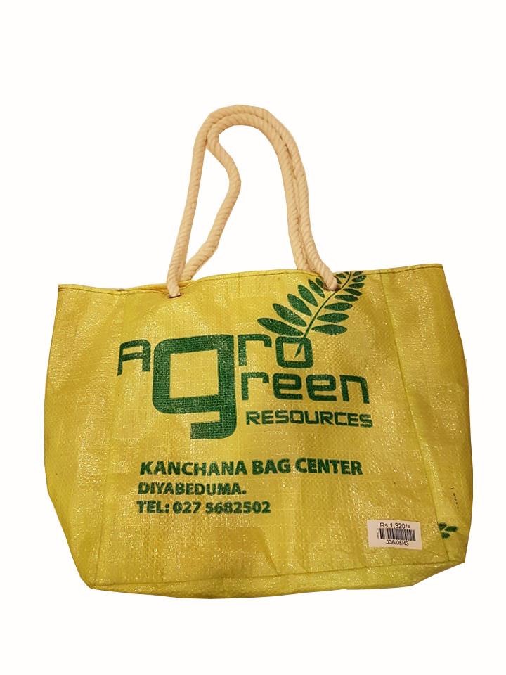 Reuse Polypropylene Shoulder Bag