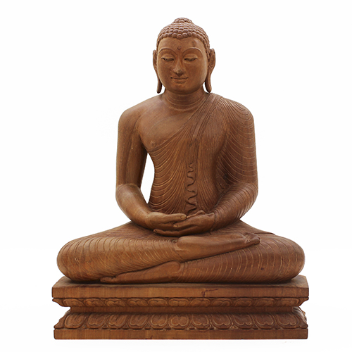 Buddha In Samadhi Pose - Large