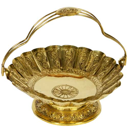 Brass Sweet Tray