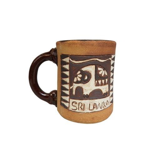 Clay Mug - Large
