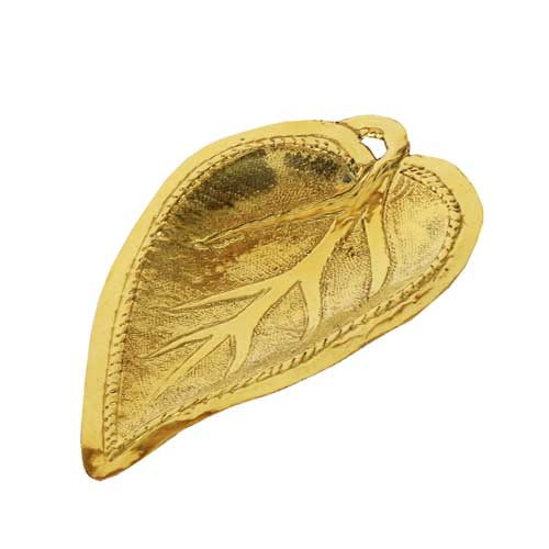 Brass Betel Leaf Tray - Small