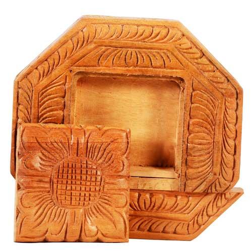 Secret Box - Octagonal Shape - L