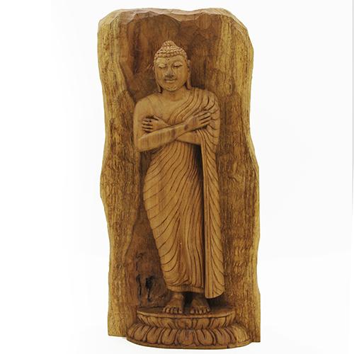 Standing Buddha Statue - Large
