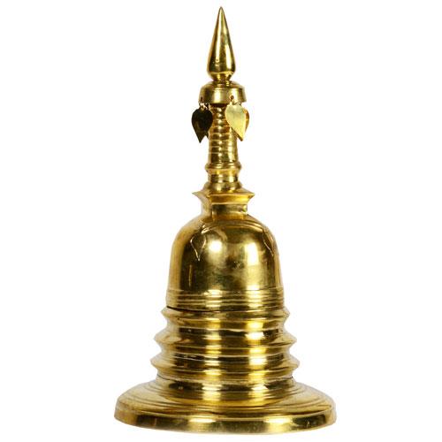 Brass Karandu - Large Size