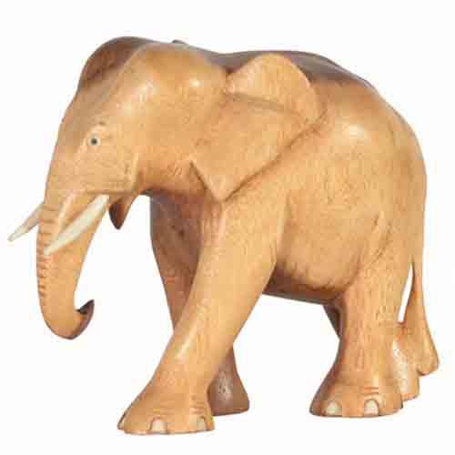 Palu Wood Elephant