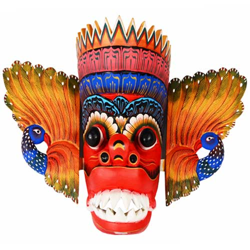 Mat Finish Mask - Pethi Maru Raksha