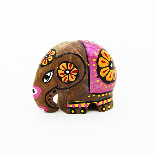Pinky Elephant - Small