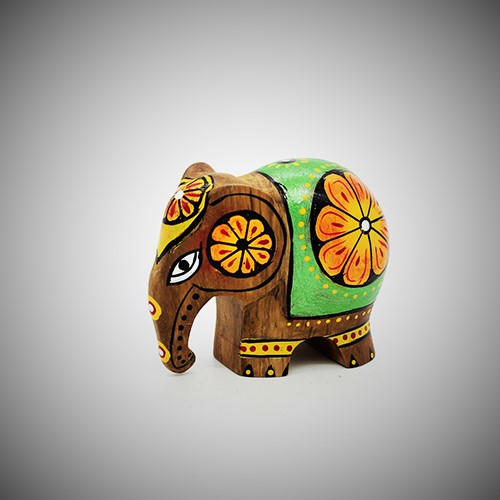 Cute hand painted Elephant