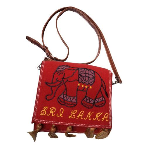 Linen Side Bag