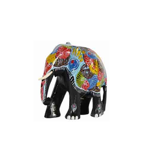 Painted Elephant - Small