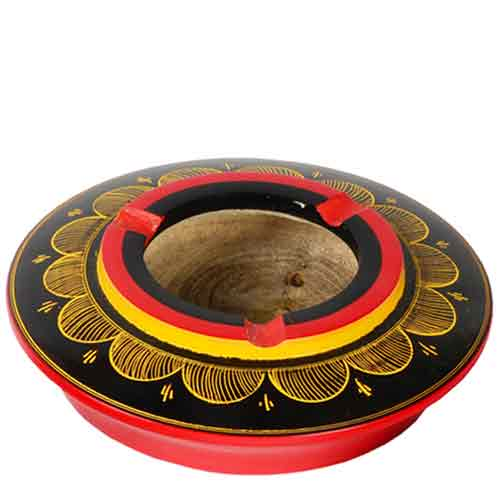 Lacquer Ash Tray - Large